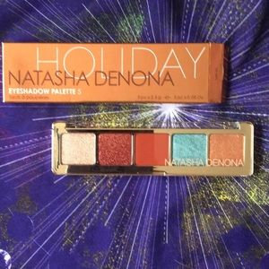 Natasha denona holiday palette AERIS